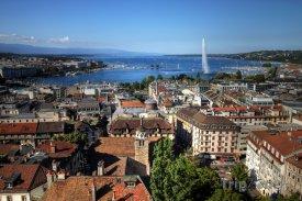 Ženevské panorama