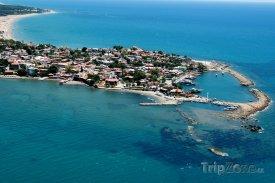 Antalya, z ptačí perspektivy