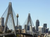 Anzac Bridge v Sydney