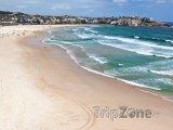 Bondi Beach na předměstí Sydney