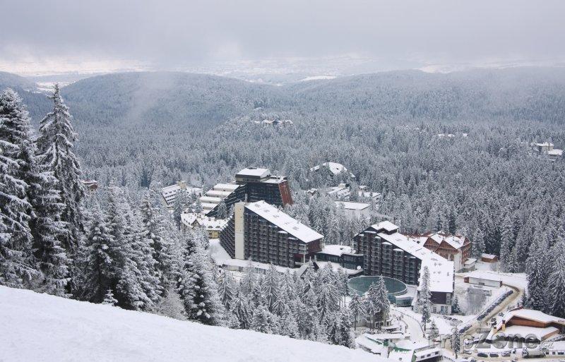 Fotka, Foto Borovec, hotel v lyžařském středisku (Bulharsko)