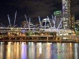 Brisbane v noci