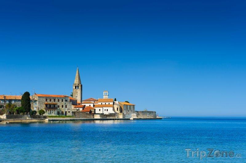 Fotka, Foto Chorvatský přístav Poreč (Chorvatsko)