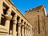 Chrám Philae u Asuánu