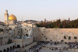 Chrámová hora v Jeruzalému