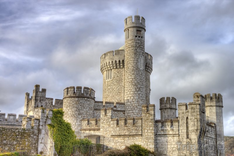 Fotka, Foto Cork, hrad Blackrock (Irsko)