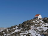Domek v pohoří Serra da Estrela
