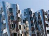 Düsseldorf - kancelářské domy