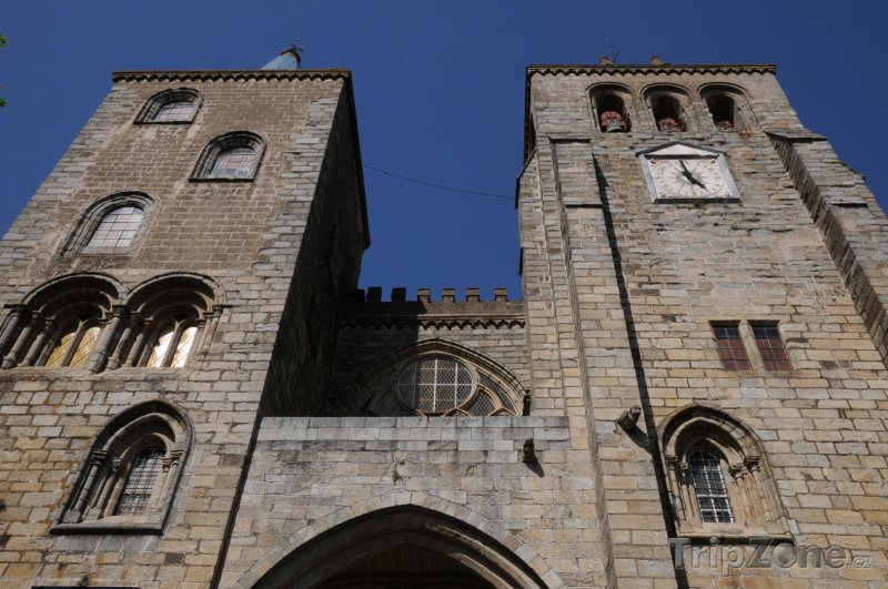 Fotka, Foto Évora, katedrála (Portugalsko)