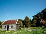 Farmářský domek v regionu Taranaki