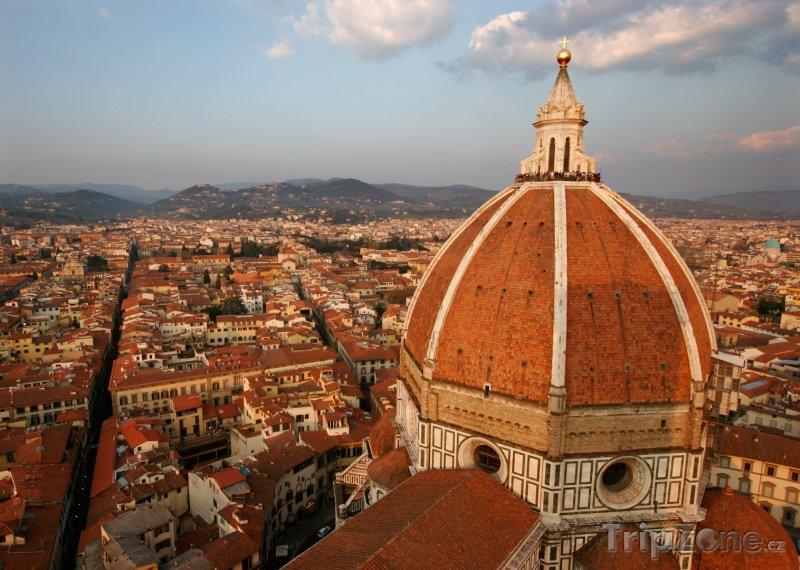 Fotka, Foto Florencie, hlavní město Toskánska (Florencie, Itálie)