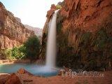 Grand Canyon, vodopád