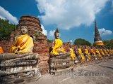 Historické město Ayutthaya