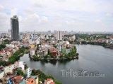 Hlavní město Hanoj