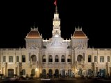 Ho Či Minovo město - radnice