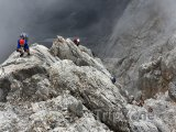 Horolezci v rakouských Alpách