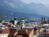 Innsbruck, panoráma města