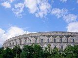 Kongresová hala - Norimberk