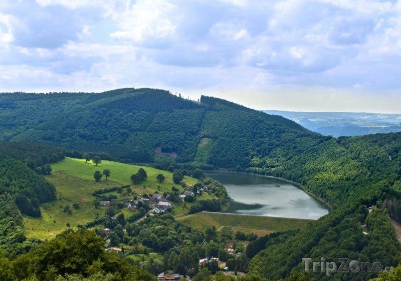 Fotka, Foto Krajina v Ardenách (Belgie)
