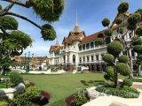 Královský palác v Bangkoku