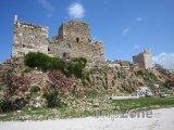 Křižácký hrad v Byblu