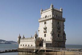 Lisabon, Torre de Belém