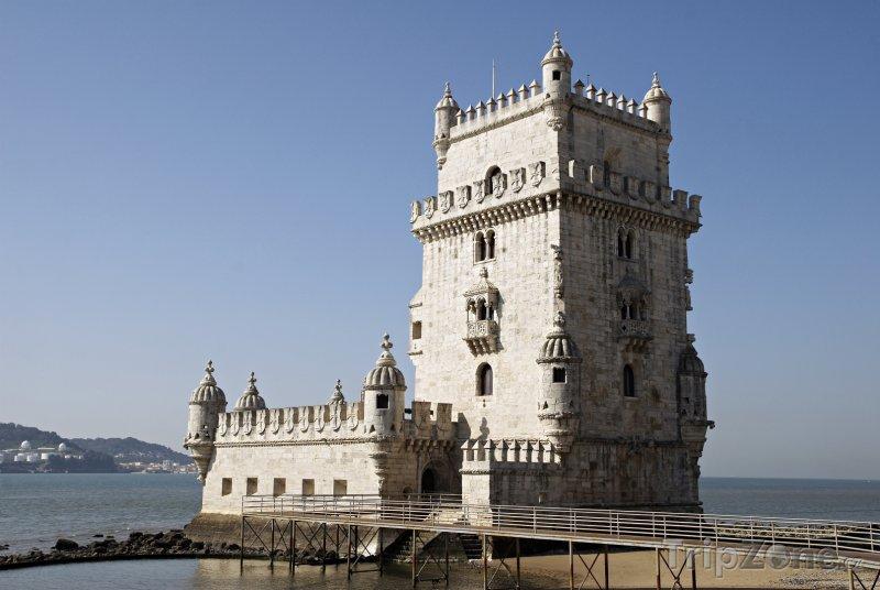 Fotka, Foto Lisabon, Torre de Belém (Lisabon, Portugalsko)