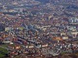 Maribor z ptačí perspektivy