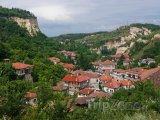 Melnik, panoráma města