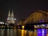 Most Hohenzollern v Kolíně