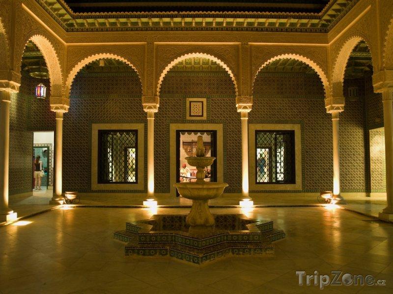 Fotka, Foto Muzeum ve městě Tozeur (Tunisko)
