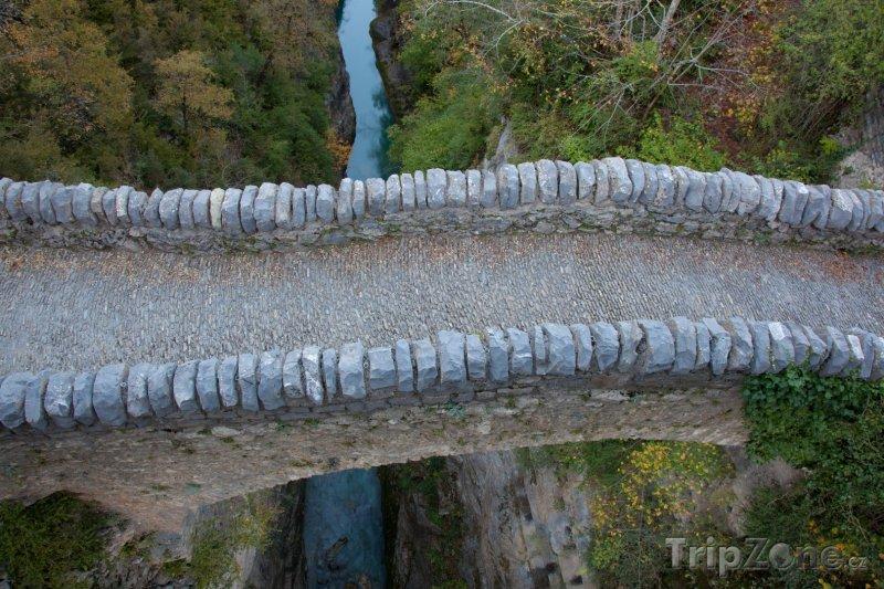 Fotka, Foto Národní park Ordesa y Monte Perdido, most sv. Urbicia (Španělsko)
