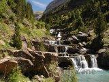 Národní park Ordesa y Monte Perdido, vodopád