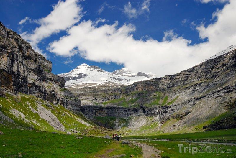 Fotka, Foto Národní park Ordesa y Monte Perdido (Španělsko)