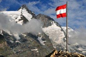 Nejvyšší hora Rakouska Grossglockner