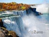 Niagarské vodopády v USA