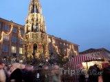 Norimberské vánoční trhy Christkindlesmarkt