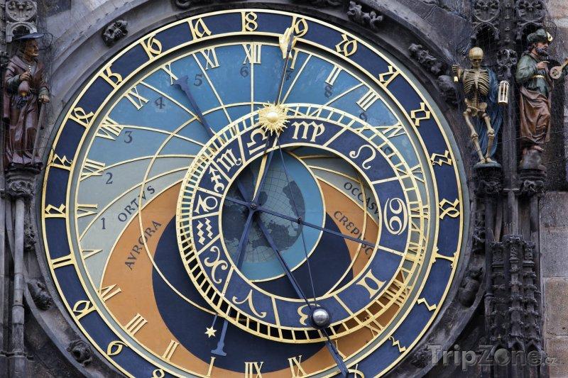 Fotka, Foto Orloj na Staroměstském náměstí (Česká republika)