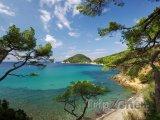 Ostrov Elba u toskánského pobřeží