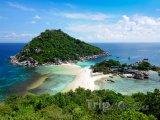 Ostrov Ko Nang Yuan