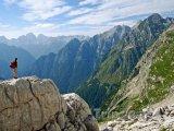 Panoráma Julských Alp