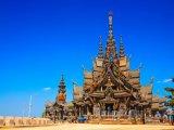 Pattaya, svatyně Pravdy