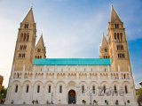 Pécs, katedrála