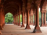 Pevnost Ágra ve stejnojmenném městě (stát Uttarpradéš)