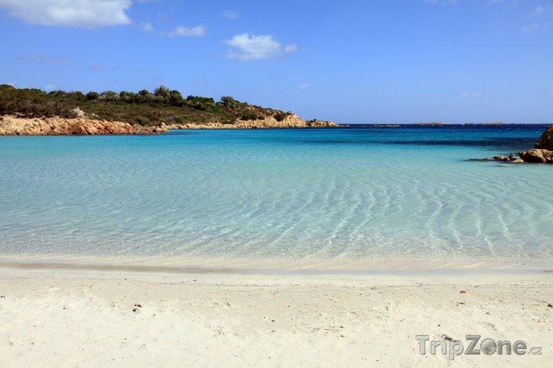 Fotka, Foto Pláž poblíž města Olbia (Sardinie, Itálie)