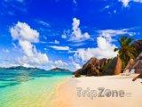 Pláž Source d'Argent