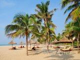 Pláž u města Sanya