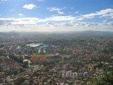 Pohled na hlavní město Antananarivo