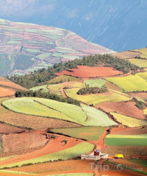 Fotka, Foto Pole v provincii Yunnan (Čína)