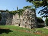 Poreč - historické hradby